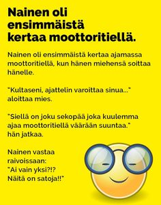 nainen_moottoritiella_2 Arduino, Finland, Lol, Memes, Quotes, Cards, Life, Quotations, Meme