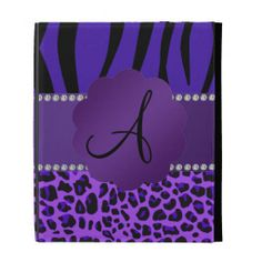 $$$ This is great for          Monogram purple leopard zebra pattern iPad cases           Monogram purple leopard zebra pattern iPad cases lowest price for you. In addition you can compare price with another store and read helpful reviews. BuyReview          Monogram purple leopard zebra pa...Cleck Hot Deals >>> http://www.zazzle.com/monogram_purple_leopard_zebra_pattern_ipad_cases-222545507270036221?rf=238627982471231924&zbar=1&tc=terrest