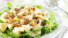 Juusto-päärynäsalaatti - K-ruoka
