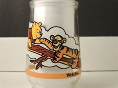Kitchen - KCHN00150 - Collectable Welch's jelly jar - Pooh's Grand Adventure