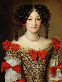 Maria Mancini by Jacob Ferdinand Voet