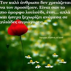 Greek Quotes, Be A Better Person, Letters, Sayings, Truths, Angel, Women's Fashion, Decoration, Greek Language