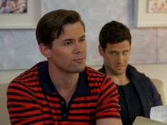 The Book Of Mormon's Andrew Rannells will star in NBC's new show The New Normal this fall.