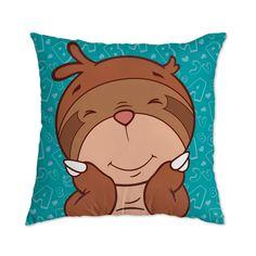 Almofada Jaime Mascote #Jaimeomascotesemtime #Jaime #bandUPStore