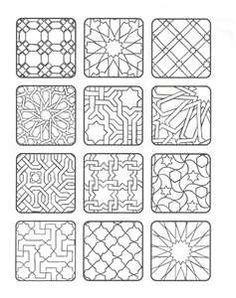 moorish mosaic and tile patterns Geometric Patterns, Geometric Designs, Tile Patterns, Geometric Art, Pattern Art, Pattern Design, Islamic Art Pattern, Arabic Pattern, Zentangle Patterns