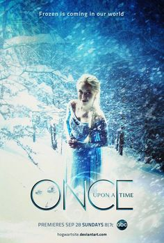 Once Upon a Time Spain | Todo sobre la serie Érase una vez: Fan Art: Fire vs Ice