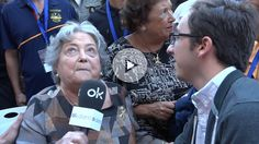 """Ha sido una concentración masiva de veteranos caballeros legionarios. En la mañana de este sábado, cientosde ellos se han concentrado en la Plaza Mayor de Madrid para reclamar la vigencia de su fundador, Millán-Astray, a quien la alcaldesa de Madrid, la podemita Manuela Carmena, quiere retirar la calle que lo homenajea en Madrid. Los herederos … Continuar leyendo """"Los legionarios, con la hija de Millán-Astray: """"Carmena, repondremos la placa a diario si la quitas"""""""""""