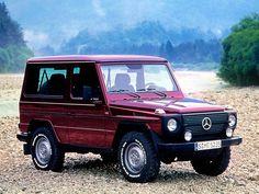 Mercedes-Benz 290 GD SWB (1992 - 1997).