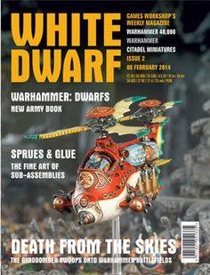 White Dwarf Weekly número 2 de febrero