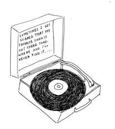 25 ideas for tattoo music vinyl record player Record Player Tattoo, Vinyl Record Player, Vinyl Records, Trendy Tattoos, Cool Tattoos, Arte Punk, Minimalist Drawing, Music Tattoos, Pretty Words