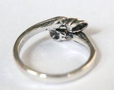 Horse Hoof Ring in Sterling Silver 324