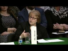 """Senator Elizabeth Warren (D-Mass.) spoke at a Senate Health, Education, Labor, and Pensions (HELP) Committee hearing today on """"Promoting College Access and S. Elizabeth Warren, Acting, Parents, Universe, Education, Youtube, Dads, Raising Kids, Cosmos"""