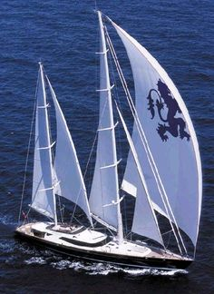 Salperton IV is a 45m luxury sailing yacht built by Fitzroy Yachts in 2009