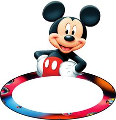 Everything you need and need to know for the perfect Mickey Mouse Party. Mickey Mouse Head, Mickey Mouse Clubhouse Birthday, Mickey Mouse Parties, Mickey Party, Mickey Mouse And Friends, Mickey Mouse Birthday, Mickey Mouse Classroom, Theme Mickey, Disney Scrapbook