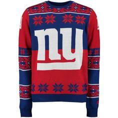 f8849fb55 NFL NY Giants Logo Youth Ugly Sweater