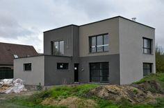 10 couleurs tendance pour la façade de ma maison en 2018 ...