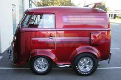 .VW Bus shortened