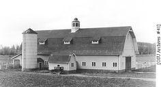 Barns of Oregon State | University Archives | Oregon State University