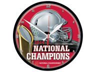 Buy Wincraft Round Clock - Event Home Office & School Supplies Novelties and other Ohio State Buckeyes products at OhioStateBuckeyes.com