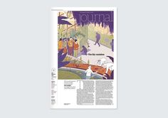 The Guardian Print with Digital | Print with Digital Newspaper Design Inspiration | Award-winning Magazine & Newspaper Design | D&AD