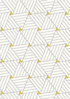 #minakani #lines #triangles #stripes #geometric #pattern #allover