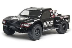 Team Associated 7030 SC10 KMC Wheel/RC10.Com RTR RC Truck