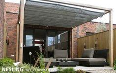 Pergola Ideas For Patio Outside Living, Outdoor Living, House Deck, Outdoor Spaces, Outdoor Decor, Garden Trellis, Pergola Designs, Back Gardens, Shade Garden