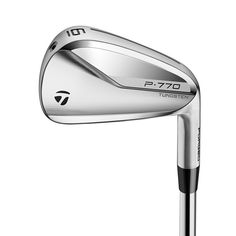 P770 Irons | TaylorMade Golf Golf Club Fitting, Golf Warehouse, Nail Drill Machine, Visual Cue, Steel Stock, Best Iron, Sibling Rivalry, Golf Irons, A Beast