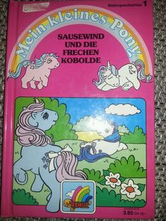My Little Pony -Sausewind and the naughty goblins I have the English version of this