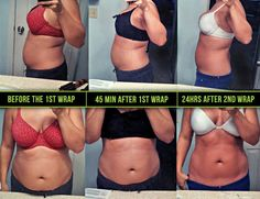 Get to wrapping today!!! The Ultimate Body Applicator is a botanically infused cloth that helps tone, tighten, and firm skin! Sign up for auto-shipment for 3 months and gett 40% off!!!!