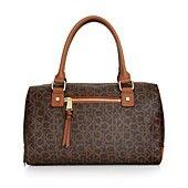 Calvin Klein Handbag, Hudson CK Monogram Satchel