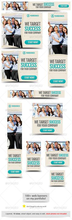 Corporate Web Banner Design Template PSD | Buy and Download: http://graphicriver.net/item/corporate-web-banner-design-template-44/8203595?WT.ac=category_thumb&WT.z_author=admiral_adictus&ref=ksioks