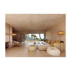 """A Room with a view"" 19:00  @esteva_i_esteva - Shelter - #Mallorca  #arquitecture #design #Love #travel by jonabalop"