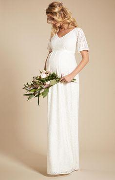 e127110a664 9 Top Beautiful Maternity Dresses images