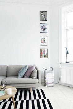 Luminoso apartamento en Frederiksberg