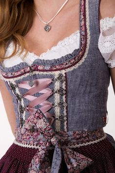 Oktoberfest Outfit, Fantasy Gowns, Mode Outfits, Traditional Dresses, Costume Design, Aesthetic Clothes, Fashion Dresses, Clothes For Women, Womens Fashion