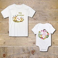 A sweet gift for the baby and big bro! Each tee and onesie is made from 100% high quality spun polyester. Choose from 0 to 3 months, 3 to 6 months and 6 to 12 months for the onesie and 2T, 3T, 4T and 5T for the big brother. Video Sales Machine Upgrade - Special Vegan Warrior OTO To unearth all... see more details at https://bestselleroutlets.com/baby/apparel-accessories/baby-boys/product-review-for-big-brother-little-sister-shirts-onesie-new-big-brother-matching-shirts-baby-s