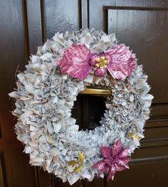 Advent, Christmas Wreaths, Floral Wreath, Target, Holiday Decor, Home Decor, Floral Crown, Decoration Home, Room Decor