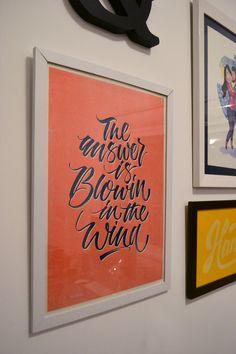 Thiago Bellotti #type #typography #handwritten #graphicdesigntrends #graphicdesign #design #trends #trendarchive #2014 #2015