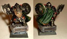 Belegar, Dwarves, Lord, Oathstone, Thane