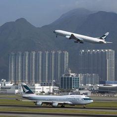 Hong Kong International Airport 香港國際機場 (HKG) in 香港
