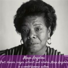 Poet, dancer, singer, activist, and scholar, Maya Angelou is a world-famous author. She is best known for her unique and pioneering autobiographical writing style. African American Women, American History, Jim Crow, Writing Styles, Maya Angelou, History Museum, Women In History, Black History Month, Teacher Resources