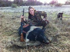 Women who hunt #hunt #guns