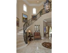 staircase for spanish style home on pinterest staircases basement