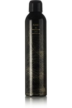Oribe Dry Texturizing Spray is a styling dream - somewhere between a dry shampoo and a hairspray, it gives you the perfect tousled, textured look to rev up your hair in the mornings or before going out after work....and it smells AMAZING. Also good for priming hair for up-dos. Truly one of my very favorities.