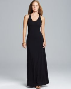Splendid Maxi Dress - Racerback Jersey PRICE: CAD 149.82