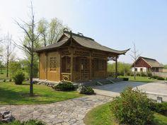 Garten Rostock spiegeln iga park park