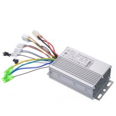 Motor Controller Motors & Parts Dc 9-60v 20a Pwm Ac Motor Speed Regulator Controller Module