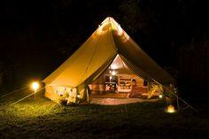 Bell tents original