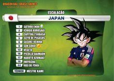 Que Brasil e Japão não se enfrentem pq a humilhação vai ser grande kkkkk